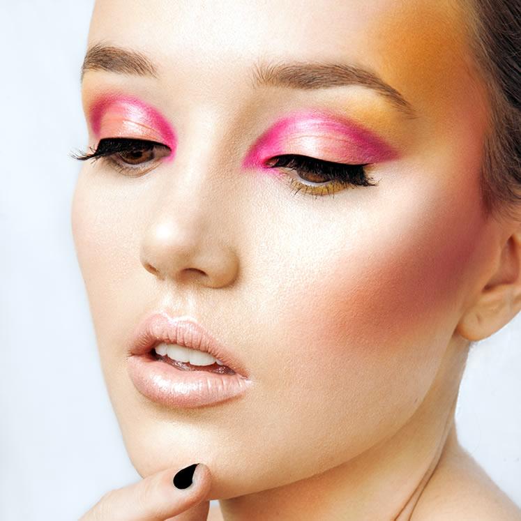 Beauty Shoot Makeup